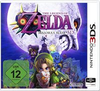 The Legend of Zelda - Majoras Mask 3D, Cover