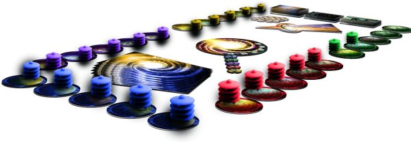 Cosmic Encounter Spielaufbau