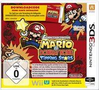 Mario vs Donkey Kong - Tipping Stars, Cover
