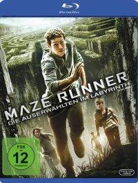 Maze Runner: Die Auserwählten - Im Labyrinth, Cover