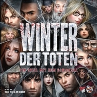 Winter der Toten - Cover