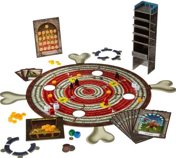 Dungeon Fighter Spielmaterial