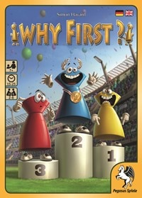 Why First? - Cover