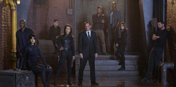 Agents of S.H.I.E.L.D. - Team