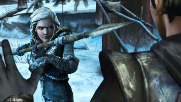 Game of Thrones - Episode 4 - Wildlinge