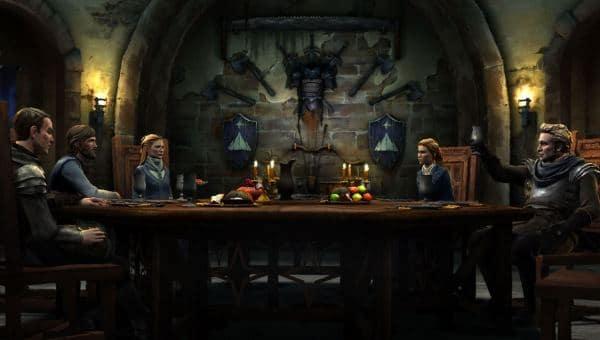 Game of Thrones - Episode 4 - Verhandlungen mit Lord Whitehill