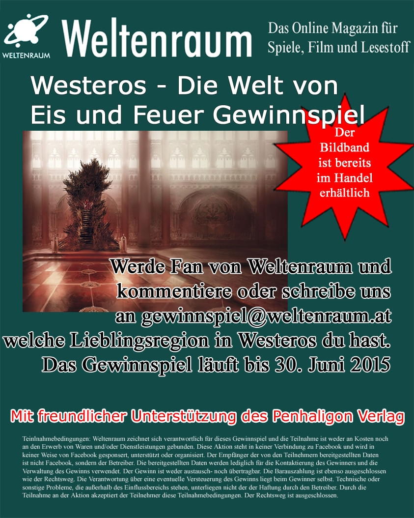 Gewinnspiel Bild Westeros - Die Welt