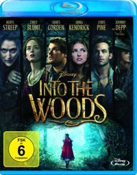Into the Woods - Cover