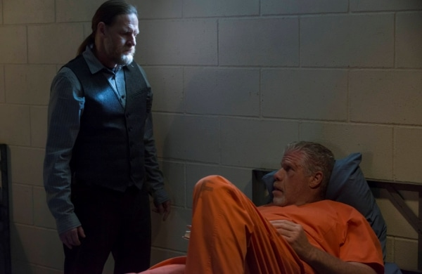 Sons of Anarchy - Staffel 6 - Clay im Knast