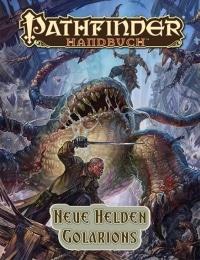 Die neuen Helden Golarions - Cover
