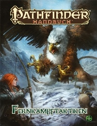 Rollenspielbuch Cover - Handbuch: Fernkampftaktiken, Rechte bei Ulisses Spiele