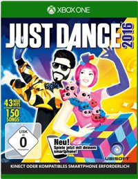 Just Dance 2016 - Cover