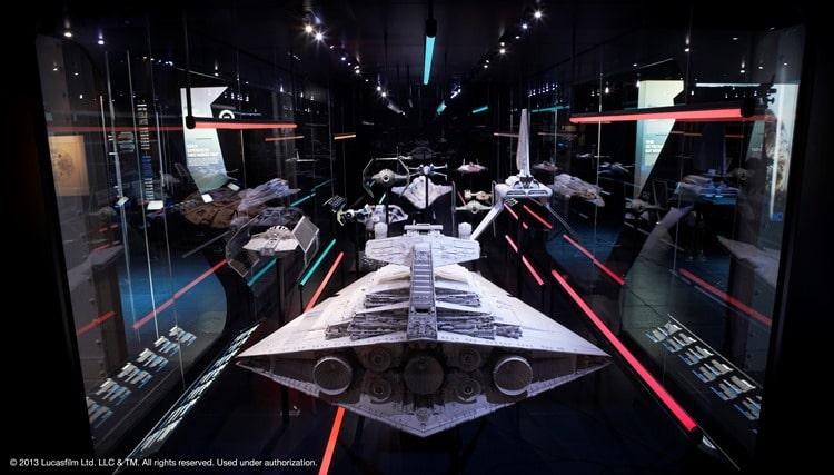 Star Wars Identities 02 – Spaceships