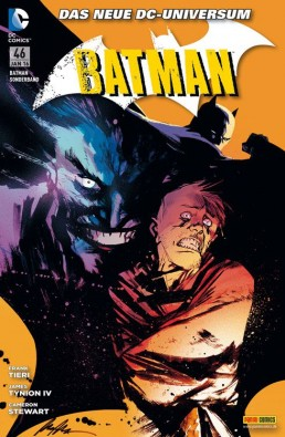 Comic Cover - Batman Sonderband #46: Todesspiel, Rechte bei Panini Comics