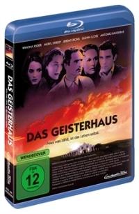 Blu-ray Cover - Das Geisterhaus, Rechte bei Constantin Film