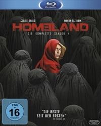 Homeland Season 4 - Cover