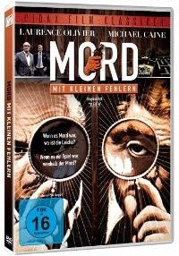 DVD Cover - Mord mit kleinen Fehlern, Rechte bei Pidax Film