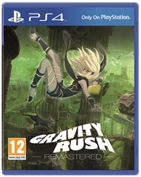 PS4 Cover - Gravity Rush Remastered, Rechte bei Sony Computer Entertainment