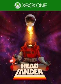 Xbox One Cover - Headlander, Rechte bei Adult Swim Games