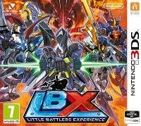 3DS Cover - Little Battlers eXperience, Rechte bei Nintendo
