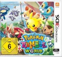 Pokémon Rumble World - Cover