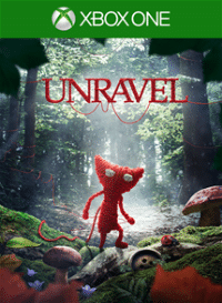 Xbox One Cover - Unravel, Rechte bei EA
