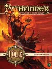 Quellenband Cover - Buch der Verdammten 1: Hölle, Rechte bei Ulisses Spiele