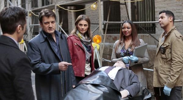 Castle - Staffel 7 - Team beim Mordfall