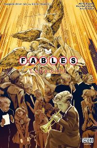 Comic Cover - Fables #26: Lebewohl, Rechte bei Panini Comics