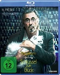 Blu-ray Cover - Manglehorn - Schlüssel zum Glück, Rechte bei Concorde Home Entertainment
