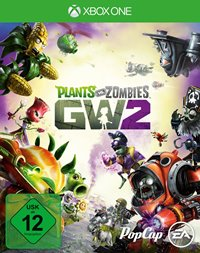 Xbox One Cover - Plants vs. Zombies: Garden Warfare 2, Rechte bei EA