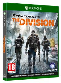 Xbox One Cover - Tom Clancy's The Division, Rechte bei Ubisoft