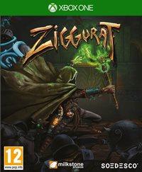 Xbox One Cover - Ziggurat, Rechte bei Milkstone Studios