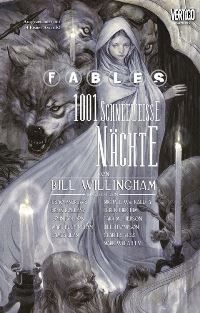 Comic Cover - Fables #27: 1001 schneeweiße Nächte, Rechte bei Panini Comics