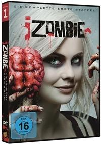 DVD Cover - iZombie – Die komplette erste Staffel, Rechte bei Warner Home Video