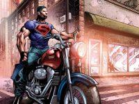 Batman/Superman #6: Superman gegen den neuen Batman