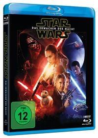Blu-ray Cover - Star Wars: Das Erwachen der Macht, Rechte bei Disney