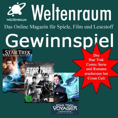Gewinnspiel Star Trek 2016