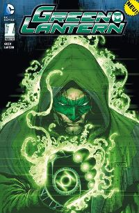 Comic Cover - Green Lantern #1: Der Abtrünnige, Rechte bei Panini Comics