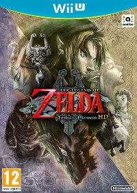 Wii U Cover - The Legend of Zelda: Twilight Princess HD, Rechte bei Nintendo