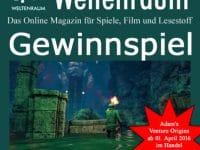 Gewinnspiel - Adam's Venture: Origins