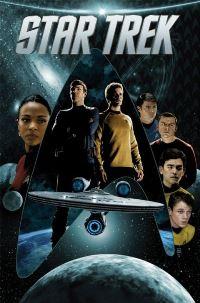 Comic Cover - Star Trek #6: Die neue Zeit, Rec hte bei cross cult
