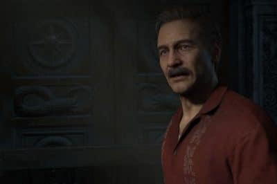 Sully - Uncharted 4 – A Thief's End, Rechte bei Sony Computer Entertainment