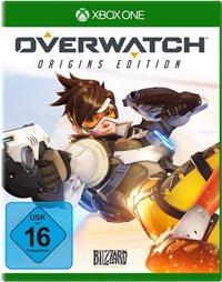 Xbox One Cover - Overwatch, Rechte bei Blizzard