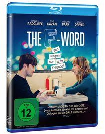 Blu-ray Cover - The F-Word - Von wegen nur gute Freunde!, Rechte bei Universum Film