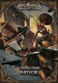 Unheil über Arivor, Rechte bei Ulisses Spiele