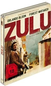 Blu-ray Cover - Zulu - Steelbook, Rechte bei Studio Hamburg