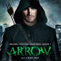 OST Cover - Arrow - Original Television Soundtrack: Season 1, Rechte bei Edel