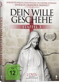 Dein Wille Geschehe - Staffel 3 - Cover