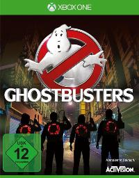 Xbox One Cover - Ghostbusters, Rechte bei Activision
